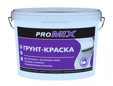 грунт-краска Promix