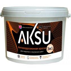 Краска антикоррозионная AKSU