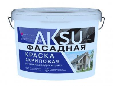 краска фасадная Аксу