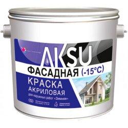 Краска фасадная ВД-ОР 11 AKSU