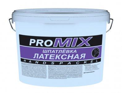 шпатлевка латексная Promix