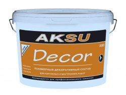 декоративный состав AKSU Decor
