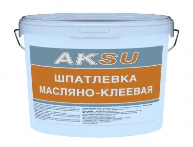 шпаклевка масляно-клеевая шпатлевка Аксу