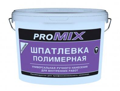 полимерная шпатлевка Promix