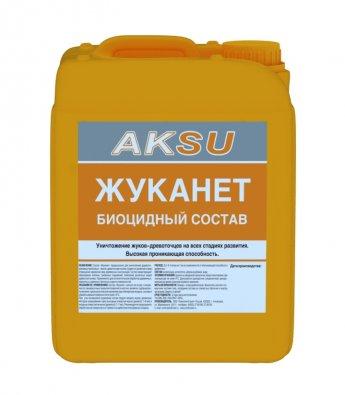 Состав биоцидный Жуканет AKSU