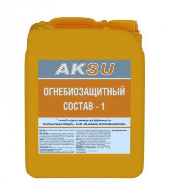 состав огнебиозащитный - 1